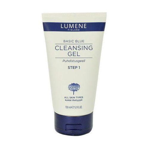 Lumene Basic Blue Cleansing Gel Step 1 150ml W Żel do mycia twarzy