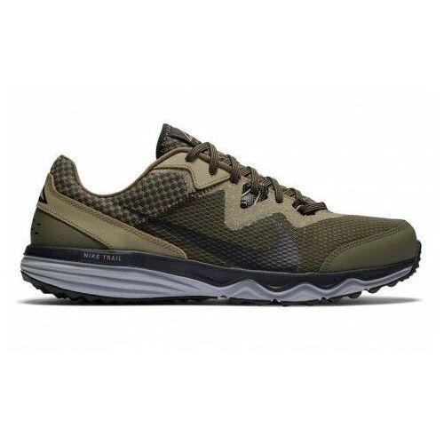 Nike Buty męskie jupiter trail zielone trekkingowe