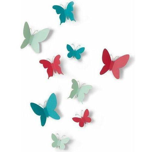 Umbra Dekoracja ścienna mariposa kolorowa