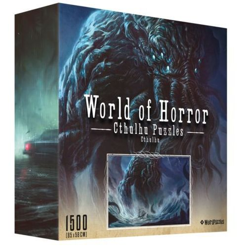Puzzle World of Horror - Cthulhu - Chtulu - CDP.pl (5907610753898)