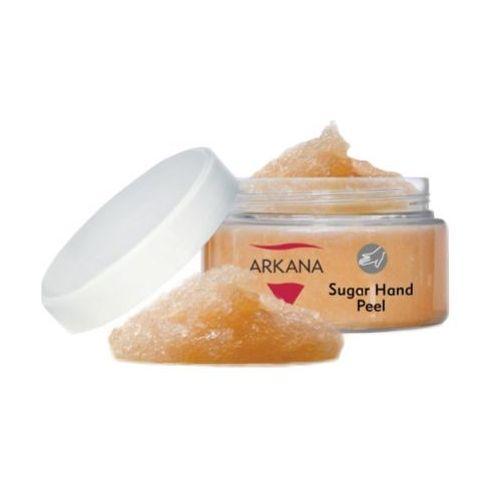 sugar body & hand peel peeling cukrowy do ciała i dłoni (43002) wyprodukowany przez Arkana
