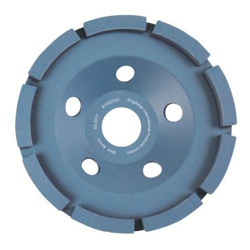 Tarcza diamentowa Universal fit do szlifowania pojedyncza 125 mm