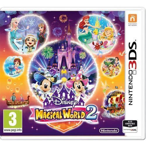 Disney magical world 2 (2ds/3ds) marki Nintendo