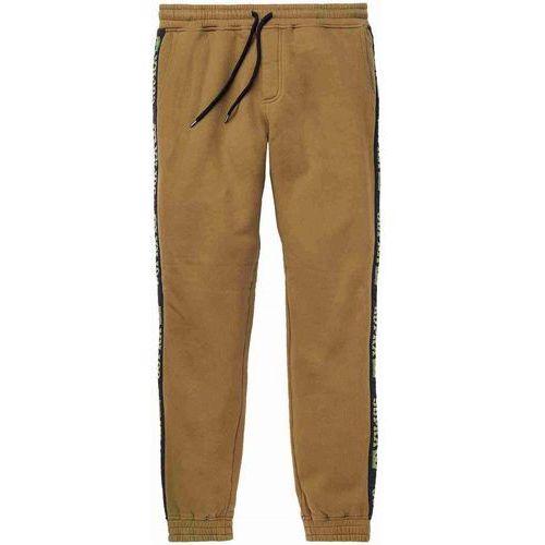 spodnie dresowe SUPRA - Streeter Pant Olive-Blk (382) rozmiar: M, dresowe