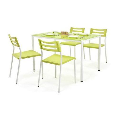 Zestaw HALMAR FIGARO Stół + 4 krzesła
