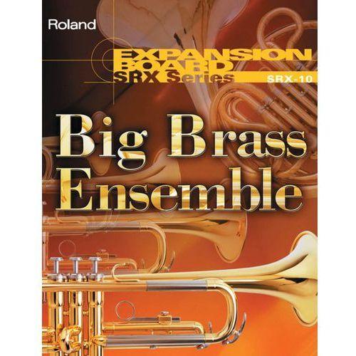srx 10 karta rozszerzająca brzmienia - big brass ensemble marki Roland