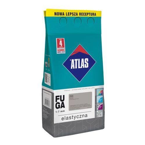 Atlas Fuga cementowa 203 stalowy 2 kg