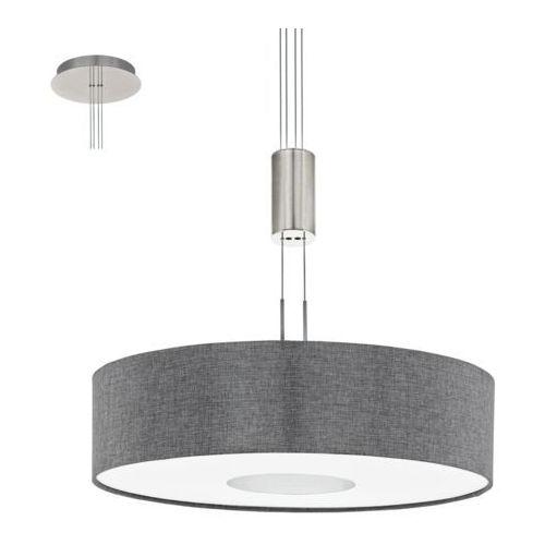 Eglo 95348 - LED Żyrandol ROMAO LED/24W/230V, kolor szary