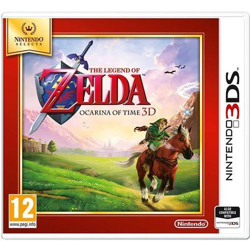 The Legend of Zelda: Ocarina of Time Select (2DS/3DS)