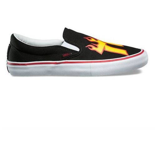 Vans Buty - slip-on pro (thrasher) black (ote) rozmiar: 34.5
