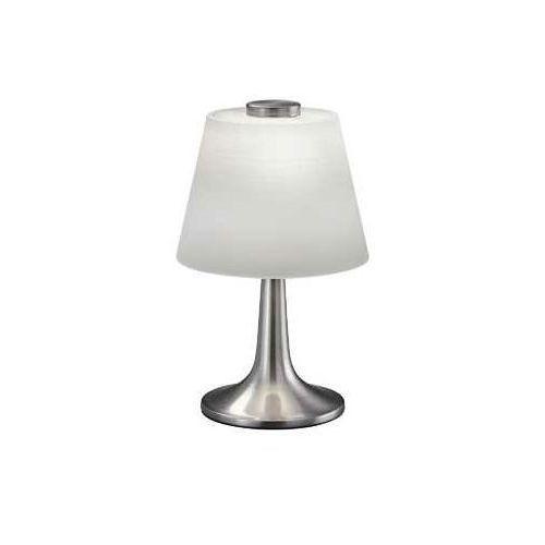 Trio 5293 lampa stołowa Nikiel matowy, 1-punktowy - Nowoczesny/Dworek - Obszar wewnętrzny - MONTI - Czas dostawy: od 3-6 dni roboczych (4017807262018)