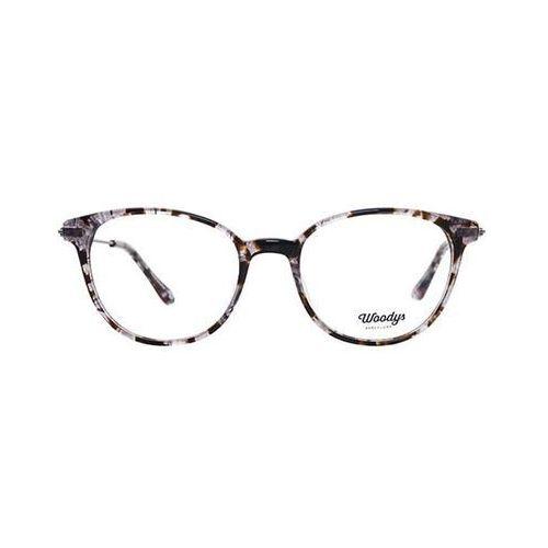 Woodys barcelona Okulary korekcyjne butterfly 01