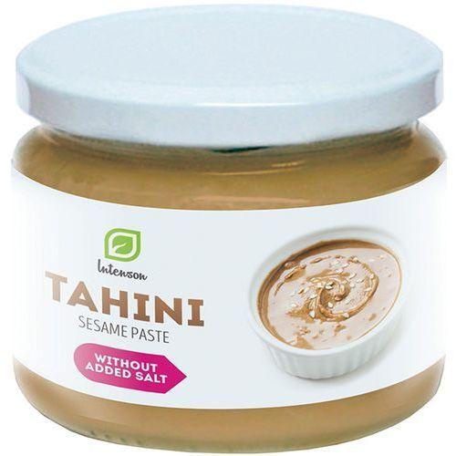 INTENSON Pasta Sezamowa Tahini 260g - produkt z kategorii- Pozostałe delikatesy