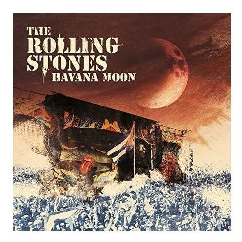 Universal music Havana moon (cd+dvd) - the rolling stones (5051300206529)