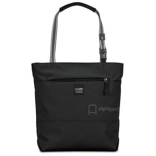 Pacsafe Slingsafe LX200 torba antykradzieżowa na ramię / czarna - Black