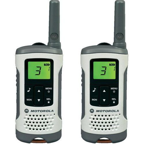 Motorola TLKR T50 z kategorii Radiotelefony i krótkofalówki