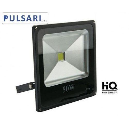 Pulsari Halogen reflektor naświetlacz lampa 50w led slim