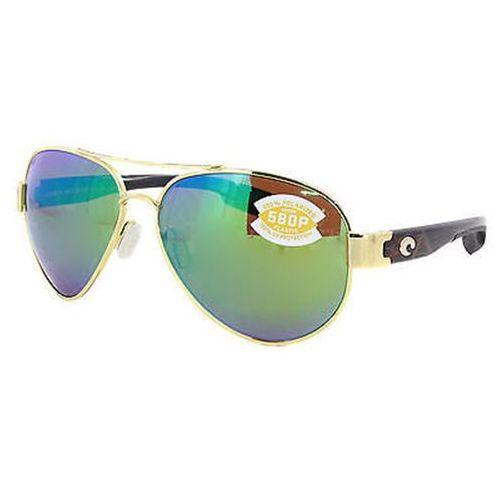 Okulary Słoneczne Costa Del Mar South Point Polarized SO 26 OGMGLP, kolor żółty