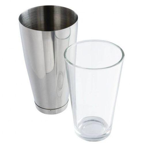 Shaker bostoński ze szklanką | shaker 800ml | szklanka 455ml marki Aps