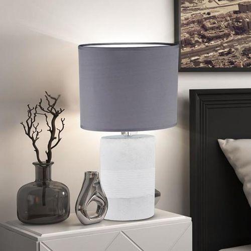 hebe lampa stołowa siwy, 1-punktowy - nowoczesny - obszar wewnętrzny - hebe - czas dostawy: od 4-8 dni roboczych marki Honsel
