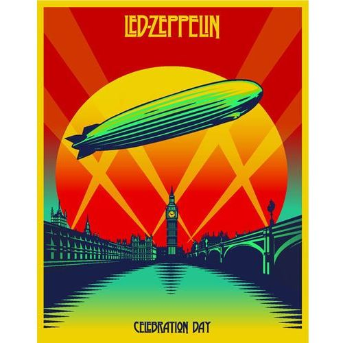 Led Zeppelin - CELEBRATION DAY (0081227968830)