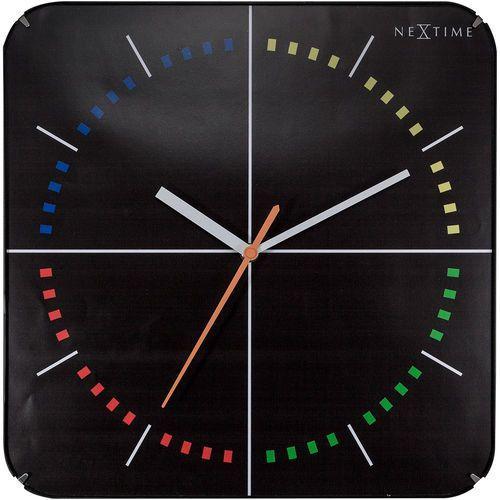 Nextime Zegar na ścianę 4 seasons 35 x 35 cm (3239) (8717713021605)