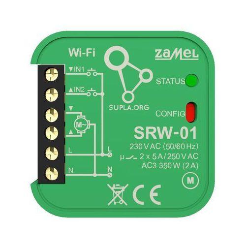 Sterownik rolet wi-fi SRW-01 SUPLA ZAMEL (5903669214588)