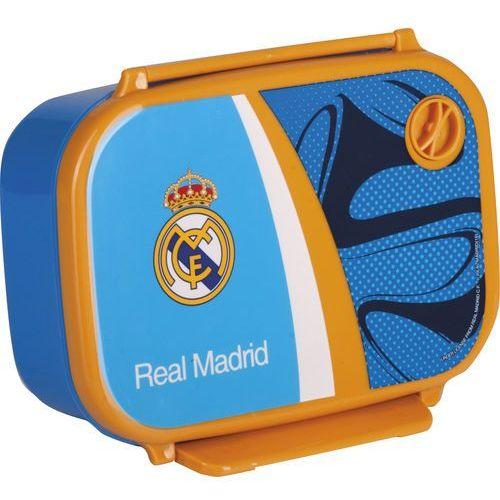 Lunch box dziecięcy real madrid astra marki Astra papiernicze