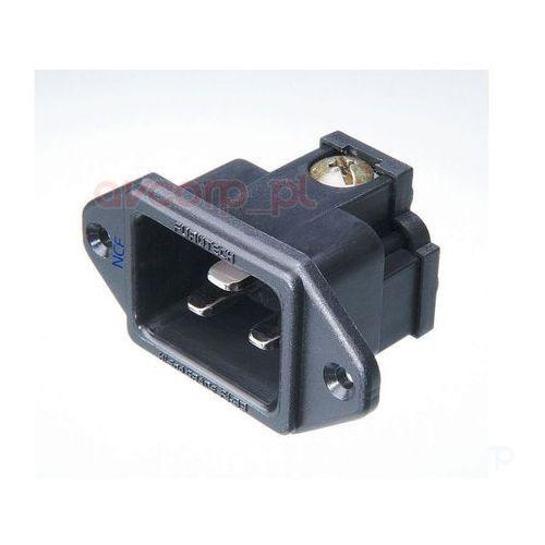 FURUTECH FI-33 (R) NCF - gniazdo montażowe IEC (wysokoprądowe) - rodowana (4580370443110)