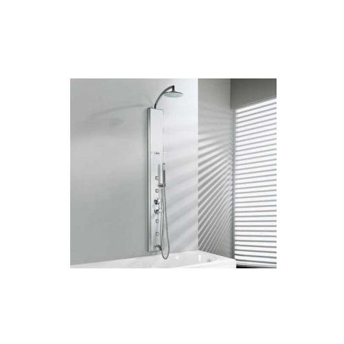 Novellini think 2 panel prysznicowy termostat chrom thinkn2vte-b