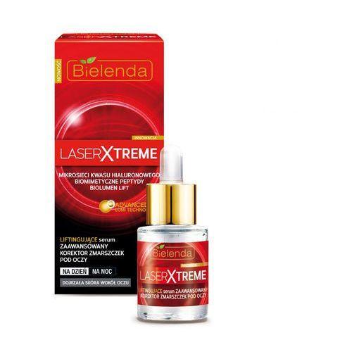 BIELENDA LASER XTREME Serum liftingujące pod oczy na DZIEŃ NOC na zmarszczki (5902169014124)