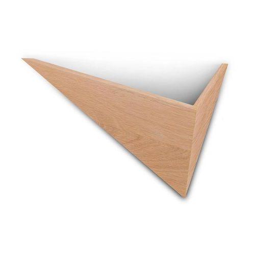 FLECHE-Kinkiet ścienny Dąb Dł.40cm, FLE CHENE