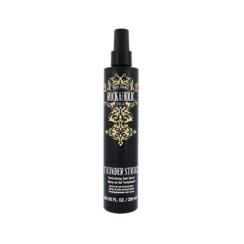 Tigi rockaholic thunder struck texturising salt spray stylizacja włosów 250 ml dla kobiet