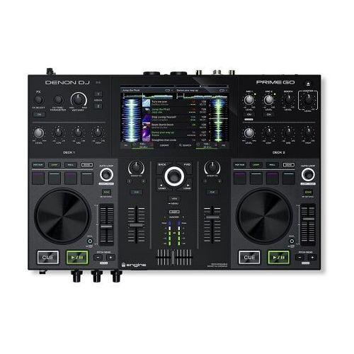 Denon dj prime go - 2-kanałowa inteligentna konsola dla dj