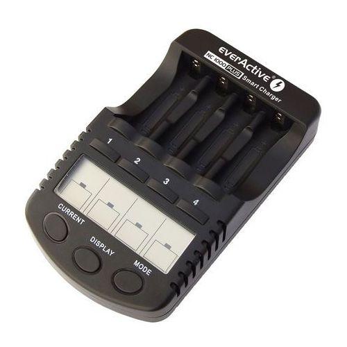 Ładowarka akumulatorowa everActive NC-1000 PLUS do 4xAA/AAA