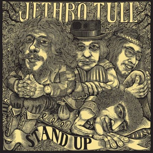 Stand Up (Remastered) (CD) - Jethro Tull