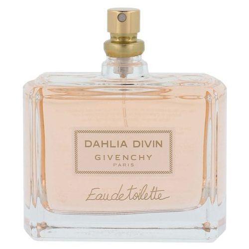 Givenchy Dahlia Divin Eau de Toilette Woda toaletowa 75 ml spray TESTER