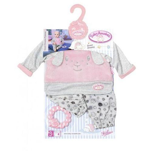 """Baby annabell - piżamka """"słodkich snów marki Zapf"""