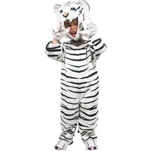 Przebrania/kostium dla dzieci - Tygrys biały