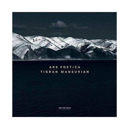Universal music / ecm Ars poetica - armenian chamber choir - tigran mansurian (płyta cd) (0028947630708)
