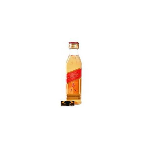 Johnnie Walker Red Label miniaturka 0,05l, 1888