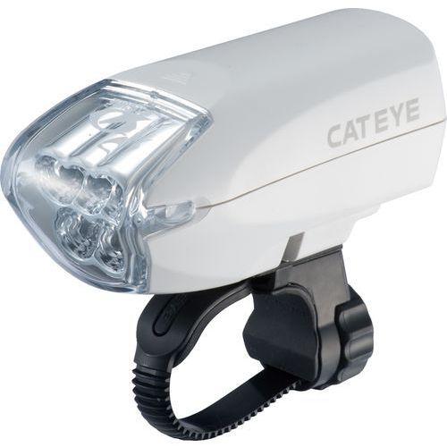 5339921N Lampa przednia Cateye HL-EL220N biała - Wyprzedaż (4990173021116)