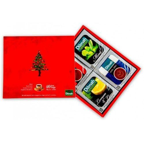 Herbata Dilmah Christmas Gift - 40 torebek, 6C7B-517AF
