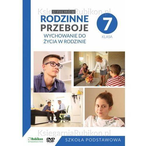 Rodzinne przeboje - 5 filmów do wdż dla 7 klasy sp (płyta dvd) marki Rubikon
