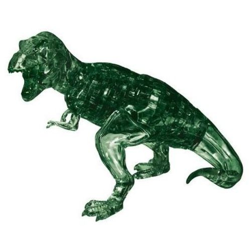 Crystal Puzzle Dinozaur T-Rex zielony BARD