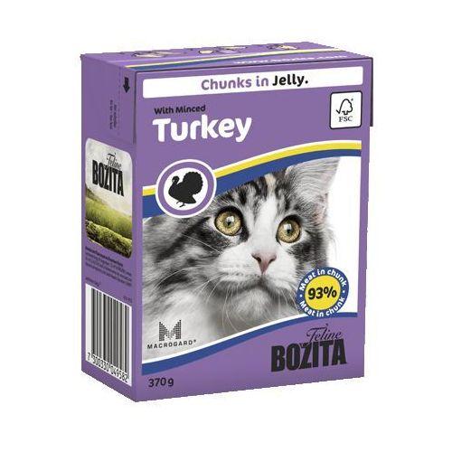 Bozita indyk w galaretce dla kota (pute) 370g