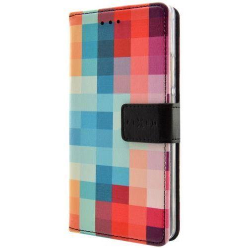 etui ochronne opus (apple iphone x), nowoczesny motyw marki Fixed