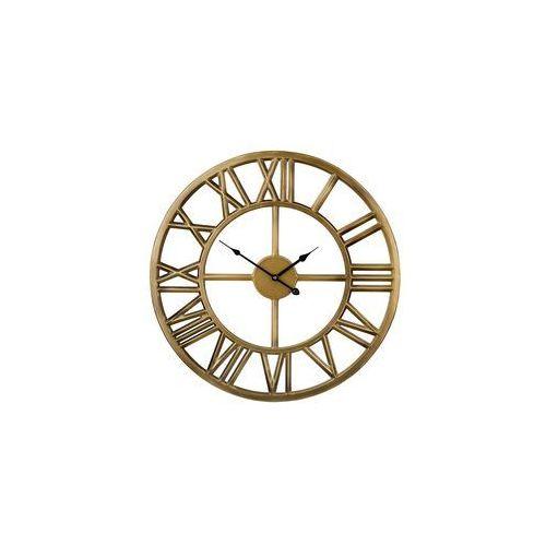 Zegar ścienny stare złoto NOTTWIL