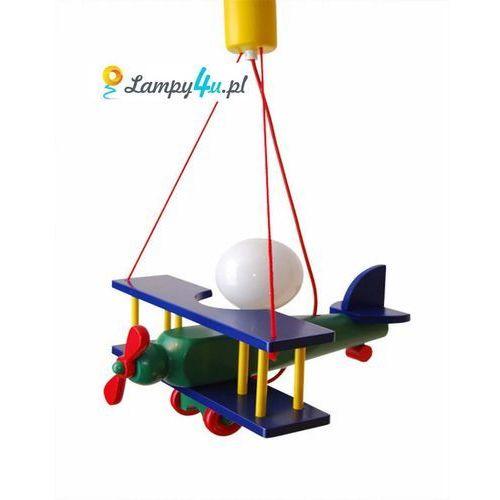 Prezent 28181 - lampa wisząca samolot mały