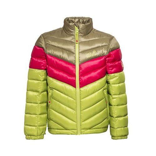 icecamp kurtka dzieci zielony 164 kurtki syntetyczne marki Jack wolfskin
